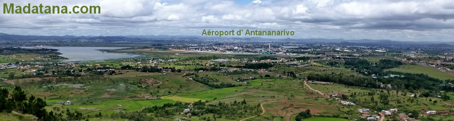 Aéroport international d' Antananarivo