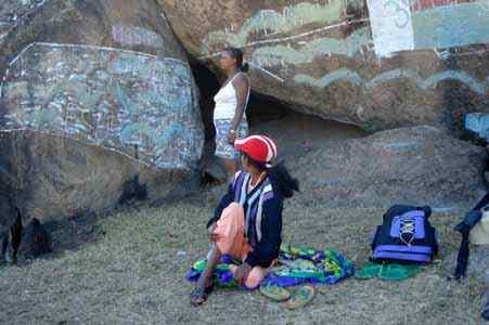 Ankazomalaza : Doany lieux de culte prestigieux