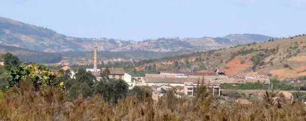 vohimasina : ancienne usine d'état de conserves